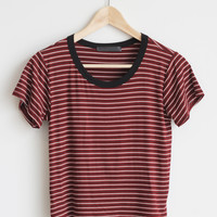 Fairfax Stripe Tee