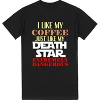 I LIKE MY COFFEE