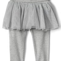 Tulle skirt legging duo|gap