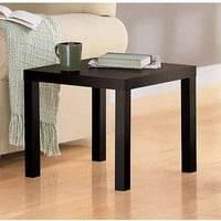 Parsons Simple End Table