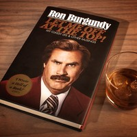 RON BURGUNDY - LET ME OFF AT THE TOP!