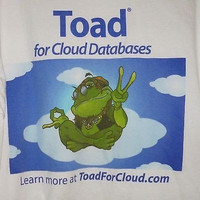 Quest Software Toad For Cloud Databases Tshirt Size XLarge