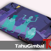 Disney Haunted Mansion 3D iPhone Case for iPhone 4/4S, iPhone 5/5S, iPhone 5C and,Samsung Galaxy S3, S4