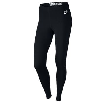 Nike Leg-A-See Logo Leggings - Women's at Foot Locker
