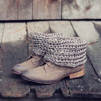 Alpine Sweater Boots