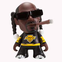 Snoop Dog Figure 7-inch | Kidrobot