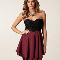 Sweetheart Neckline Dress, Club L