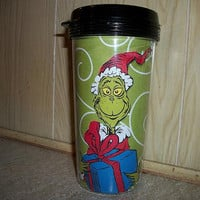 TRAVEL MUG - Grinch