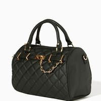 High Society Quilted Satchel   Handbags   charming charlie