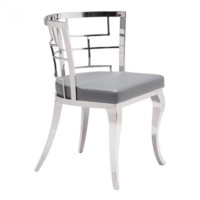 Quince Dining Chair | Gray