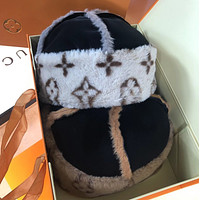 LV Hair Hat