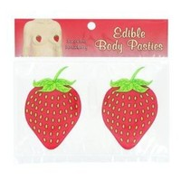 Kheper Games Edible Body Pasties, Strawberry