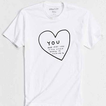 Valley Cruise Press X Katy Kosman You Too Tee