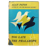 Vendor Portal - Product Preview - Too Late the Phalarope, 1953