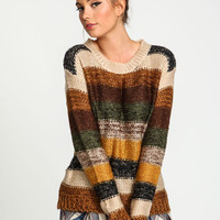 FALL KNITTED SWEATER