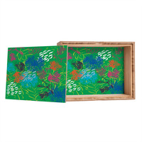 Vy La Bold Breezy Green Jewelry Box