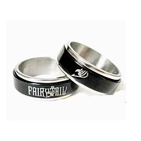 Fairy tail ring Two kinds of design can choose