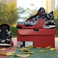Air Jordan 4 Tattoo AJ4 BQ0897-006