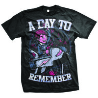 A Day To Remember: Space Boy T-Shirt