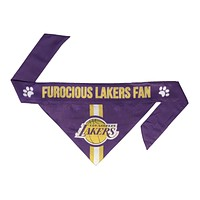 Los Angeles Lakers Pet Bandanna