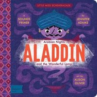 BabyLit Books by Gibbs Smith: Aladdin and the Wonderful Lamp