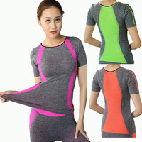 Gym Compression Sport Shirts