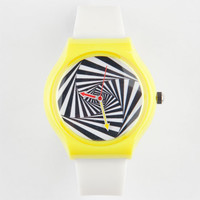 Vision Street Wear Original Vision Watch White/Yellow One Size For Men 22168898201