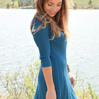 Forget Me Not Flare Dress