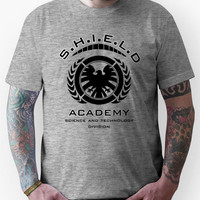 S.H.I.E.L.D Academy > Science and Technology Division Unisex T-Shirt