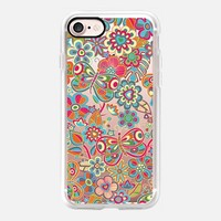 My butterflies and flowers. iPhone 7 Carcasa by Julia Grifol Diseñadora Modas-grafica | Casetify