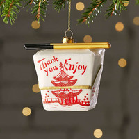 Take Out Ornament - Urban Outfitters