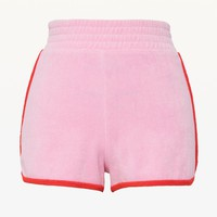 Juicy Colorblock Microterry Short