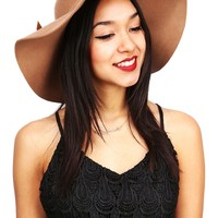 Flip Side Floppy Hat