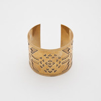 OBEY CLOTHING THE HORIZON BRACELET in GOld- WOMENS JEWELRY by OBEY Clothing