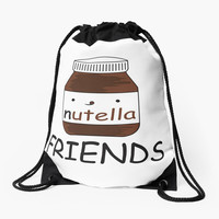 Nutella of Skippy and Nutella Best Friend Soft Backpack