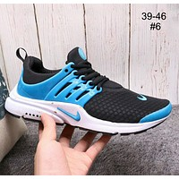 NIKE AIR PRESTO Breathable Casual Running Shoes for Men and Women F-A36H-MY #6