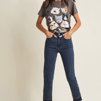 Paws a Moment Graphic Tee