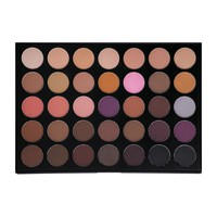 35 Colour Neutral All Matte Palette (35N) by Morphe Brushes