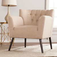 Byers Tufted Chair By Southern Enterprises