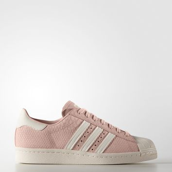 adidas Superstar 80s Shoes - Pink | adidas US