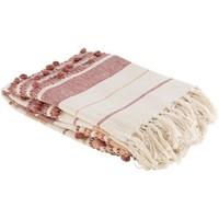 Yemaya Throw ~ Rose