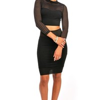 Sheer Deception Two Piece | Cute Clothes at Pink Ice
