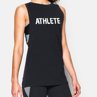 Women's UA Athlete Muscle Tank | Under Armour US