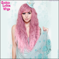 Gothic Lolita Wigs®  Rhapsody™ Collection - Rose Fade -00113