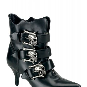 "Pleaser Fury-06 2 3/4"" Heel"
