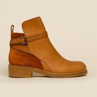 ACNE CLOVER BUCKLE BOOTS - WOMEN - ACNE - OPENING CEREMONY