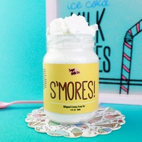 Smores Whipped Soap