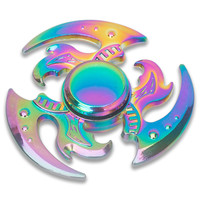 Fidget Spinner - Anxiety Relief Stress Reducer Hand Toy Spinner Helps Focus, Fidget Toys EDC - Dragon