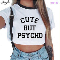 Fashion Sweet more design printing jacket that show  short sleeve T-shirt Photo 2