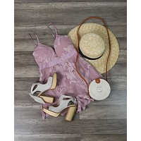 Desert Rose Romper in More Colors